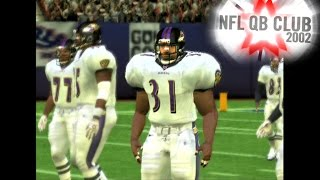 NFL QB Club 2002 ... (PS2)
