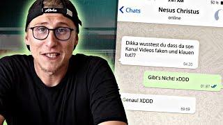 Gibt's Nicht - Erfolg durch gefakte WhatsApp Chats