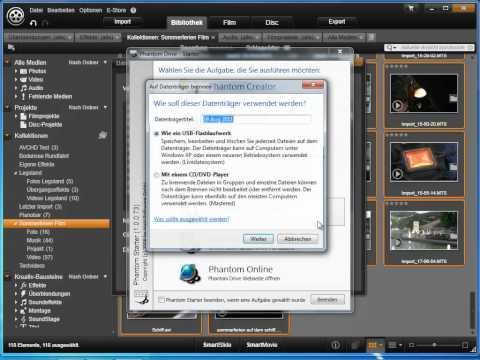 Avid Studio Projekte archivieren und sichern