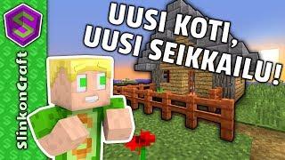 Etsitään kavereita! | Minecraft Slinkoncraft #1