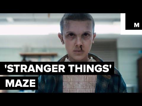 'Stranger Things' will be Turning Universal Studios Upside Down this Halloween