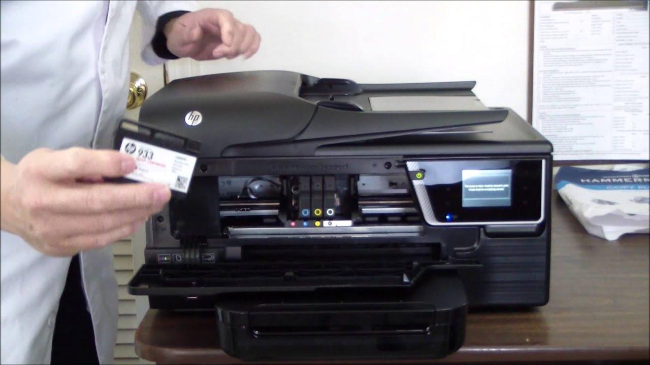 HP Officejet 6700 Premium Unboxing Setup