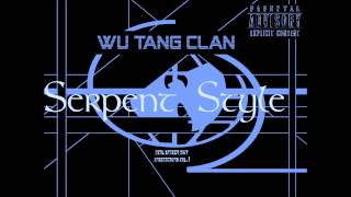 Chef Raekwon - Wu Tang Clan Serpent Style Unreleased Street Mixtape 1