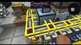 AgriCraft automatic flower breeder (Agrarian Skies 2)