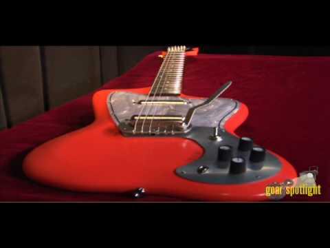 Gear Spotlight: Danelectro Dead On '67 Series Guitars