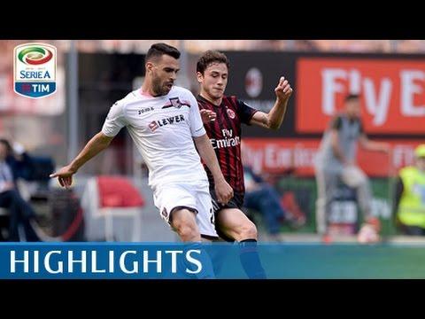 Milan - Palermo - 4-0 - Highlights -...
