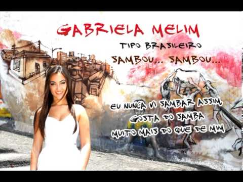 Sambou Sambou - Gabriela Melim  Part João Donato