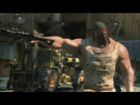 Brink 2010 Official E3 Game Trailer [HD]