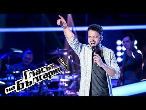 Никола Чочев – Седем пъти – Гласът на България 5 – Кастинги (18.02.2018)