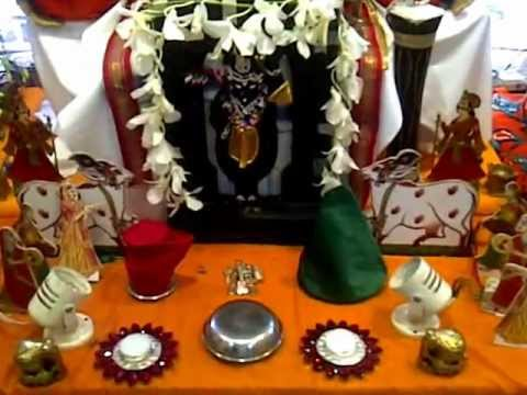 Janmashtami decoration youtube Home decoration tips in marathi