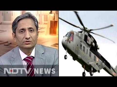 AugustaWestland deal: Ravish Kumar's analysis of the scam