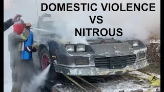 "MULLET BREAK MOTORSPORTS PRESENTS ""DOMESTIC VIOLENCE"""