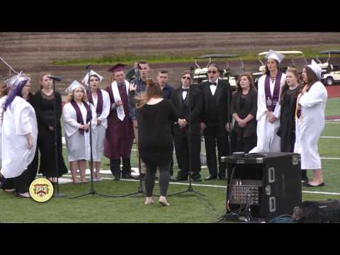 East Peoria Community High School Graduation 2017