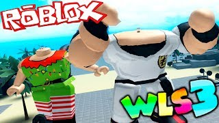 BACK TO THE 🥊 FIGHTS | WEIGHT LIFTING SIMULATOR 3 |  ROBLOX