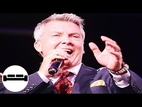 Randy Byrd of Mark Trammell Quartet - On the Couch With Fouch | Christian Artist Interviews