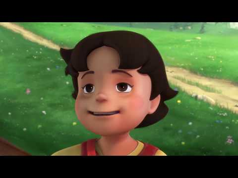 Lilly (ലില്ലി) (Heidi Reboot) Episode 29- Malayalam Dub
