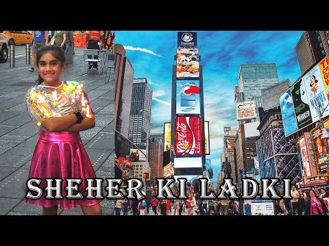 Download Lagu  Sheher Ki Ladki shot @ Times Square | Badshah | Tanishk Bagchi | Tulsi Kumar Mp3 Free
