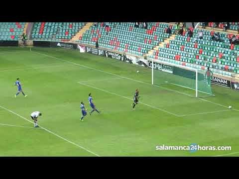 Salamanca UDS CF 1 - 0 CD Covadonga