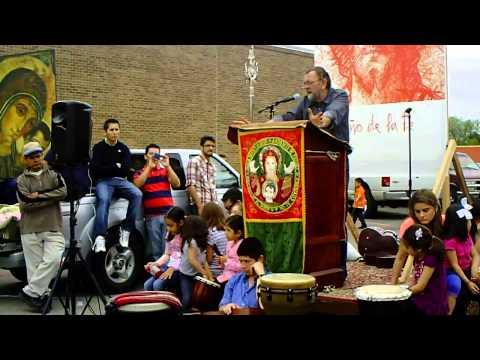 La gran Mision 2013 Dallas, Tx. Camino Neocatecumenal
