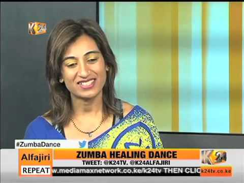 K24 Alfajiri: Zumba Healing Dance