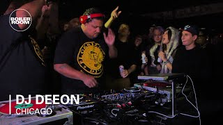 DJ Deeon Boiler Room Chicago DJ Set