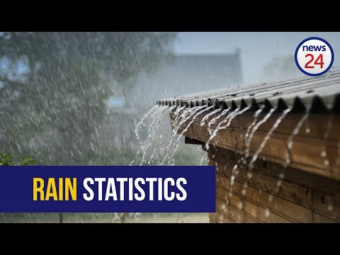 WATCH: Just how much rain has fallen in Cape Town in 2017?
