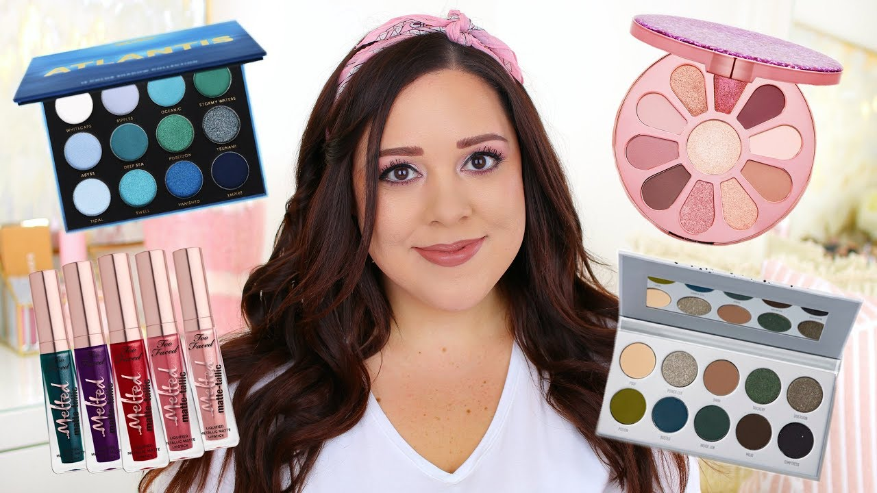 NEW MAKEUP RELEASES JUNE 2018! PURCHASE OR PASS?