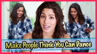 How To Make People Think You Can Dance ft. Megan Batoon
