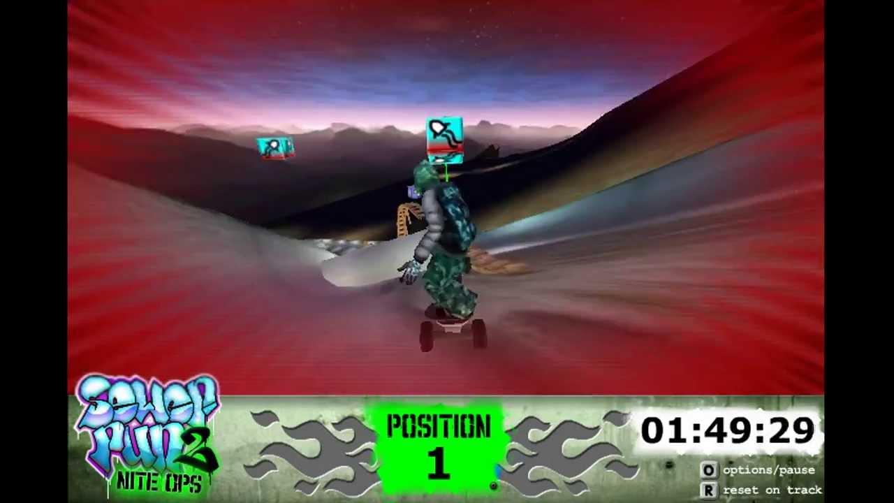 Sewer Run Game 2