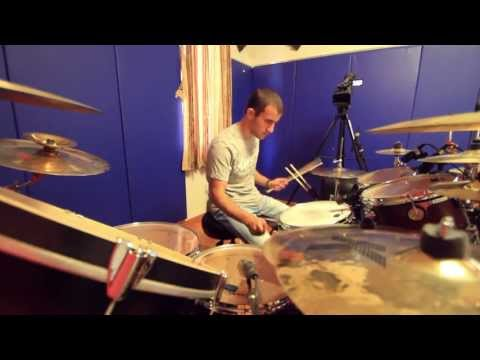 Christ is Enough (Live) - Hillsong Live (Drum Cover) - Sal Arnita
