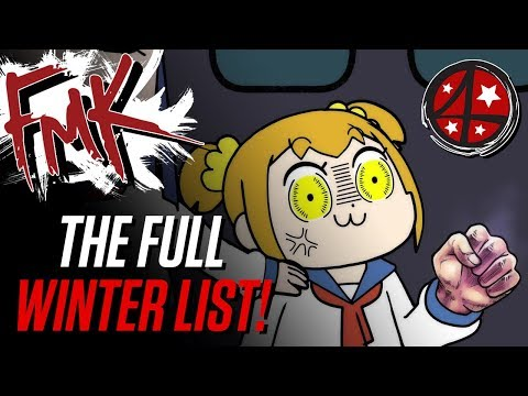Pop Team Epic is a Thing | Anime FMK 01/17/2018 | Winter 2018 Anime Week 2