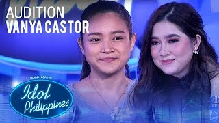 Vanya Castor - Somewhere Over the Rainbow | Idol Philippines Auditions 2019