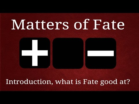 Introduction, What Fate Is Good At