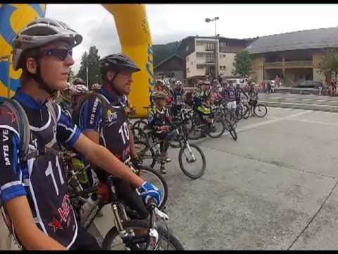 Big Moutain Battle VTT 2012 - Les Gets
