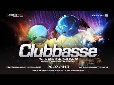 CLUBBASSE live audio @ Manhattan (edycja 13 R.T.I.A ©)