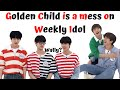 Golden Child is a mess on Weekly Idol