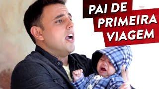 Dicas para pais de primeira viagem thumbnail