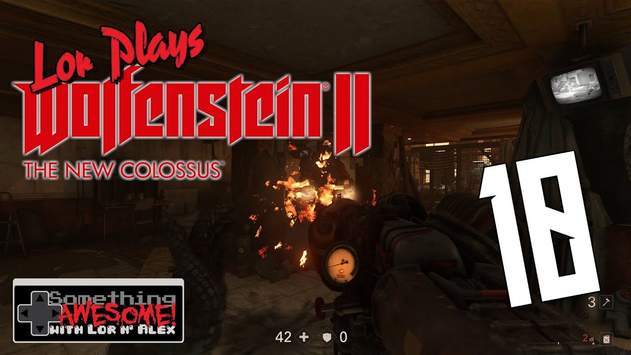 wolfenstein 2 food for pig