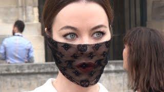 Fashion Week Paris 2013-2014 ULYANA SERGENKO  N 2
