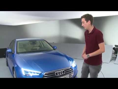 AUDI A4 2016 first contact (www.buhnici.ro)