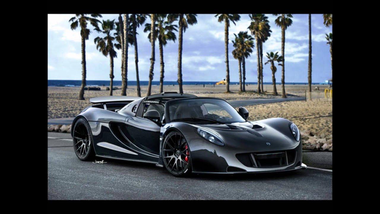 2013 Hennessey Venom GT Spyder - YouTube