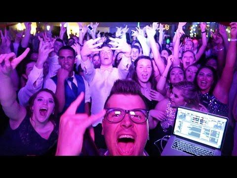 (DJ GIG LOG) DJing Windham High School's Prom 2017