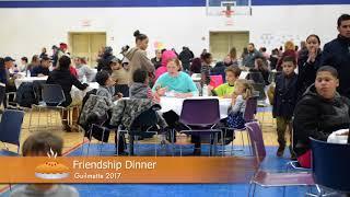 Guilmette Middle Friendship Dinner 2017
