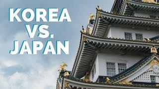 Japan vs Korea | Cultural Differences