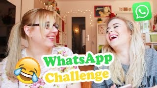 WHATSAPP-CHALLENGE mit Autokorrektur / By GossipGold