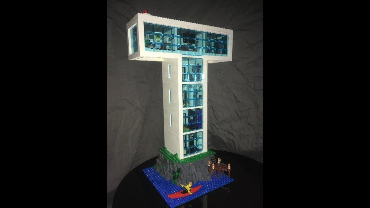Lego Teen Titan Tower - Youtube-8813