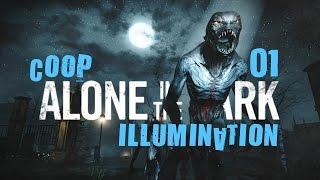 Zagrajmy w: Alone in the Dark: Illumination Co-Op #1 w/ Kaftann, Emi, Ada, Madzia