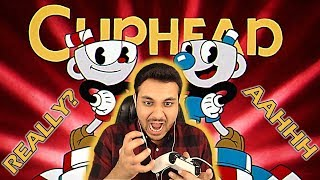 Let's Procrastinate With Cuphead PART 1 [FIRST TIME] - THIS GAME WILL END ME!
