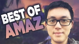 Best of Amaz - Hearthstone Funny & Lucky Moments (2017)