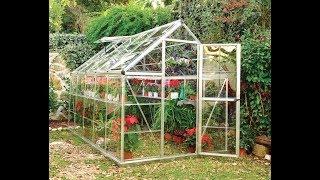 Szklarnia ogrodowa z aluminium i poliwęglanu Harmony Palram